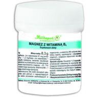 Magnézium kapszula B6-vitaminnal 30 db